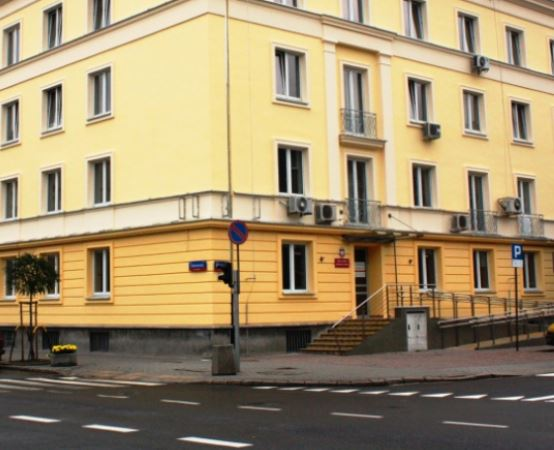 UDM Warszawa: Spotkanie z Joanną Rawik