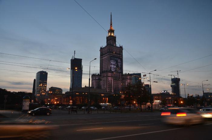 Policja Warszawa: Wszystko przez nadmiar wypitego alkoholu