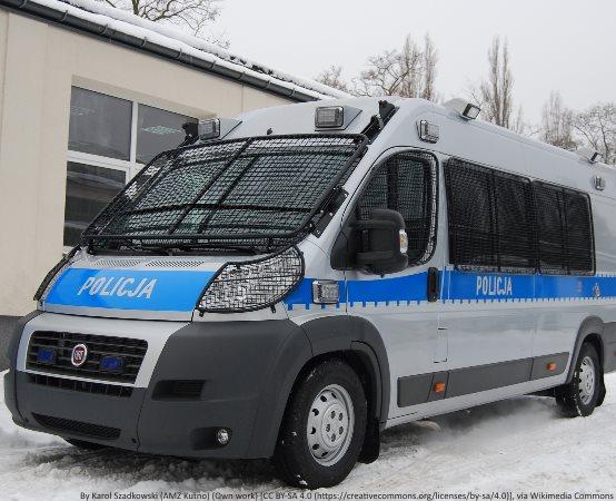 Policja Warszawa: Policjant stołecznej drogówki w dniu wolnym zatrzymał nietrzeźwego kierowcę
