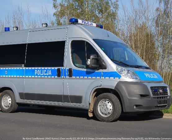 Policja Warszawa: Zatrzymany za uszkodzenie ciała i zniszczenie mienia