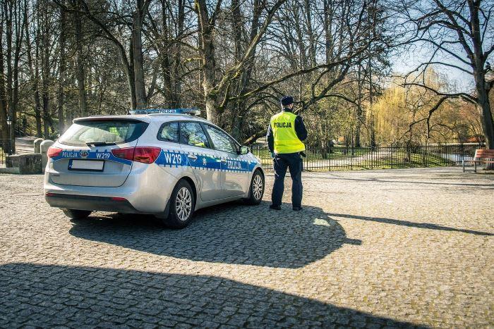 Policja Warszawa: Nietrzeźwy kierujący zatrzymany przez dzielnicowych z Ursusa