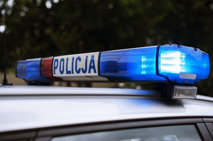 Policja Warszawa: Przywłaszczony golf był częściowo zdemontowany