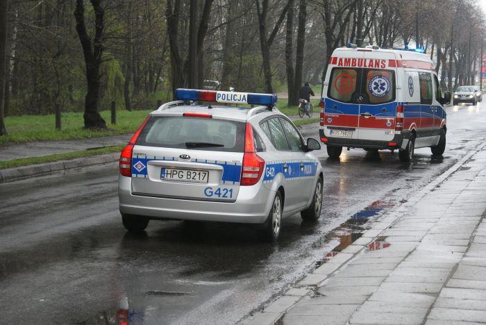 Policja Warszawa: Uciekł z mieszkania przed oprawcą – tymczasowy areszt za uszkodzenie ciała